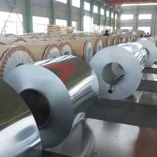 工業鋁箔 熱軋可氧化鋁帶 美鋁帶 鋁箔大卷